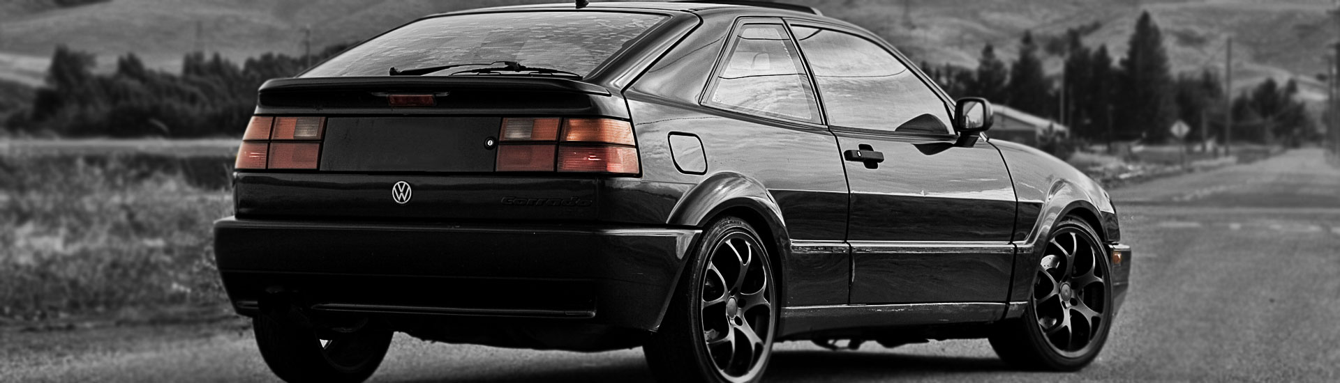Volkswagen Corrado Window Tint
