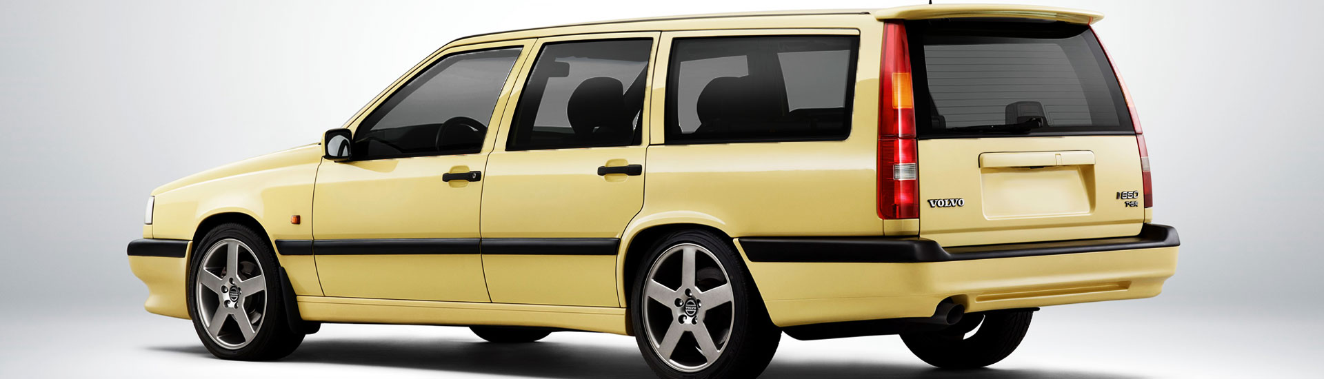 Volvo 850 Window Tint