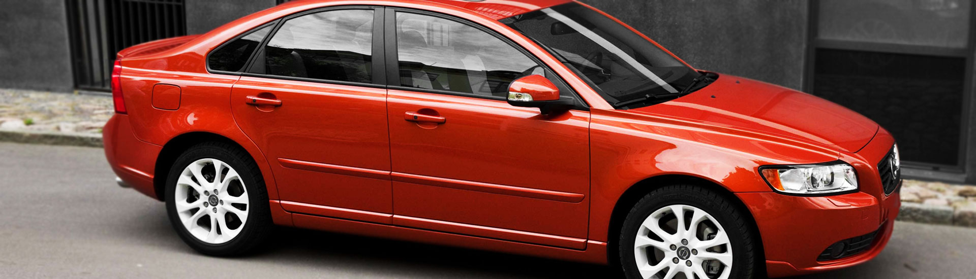 Volvo S40 Window Tint