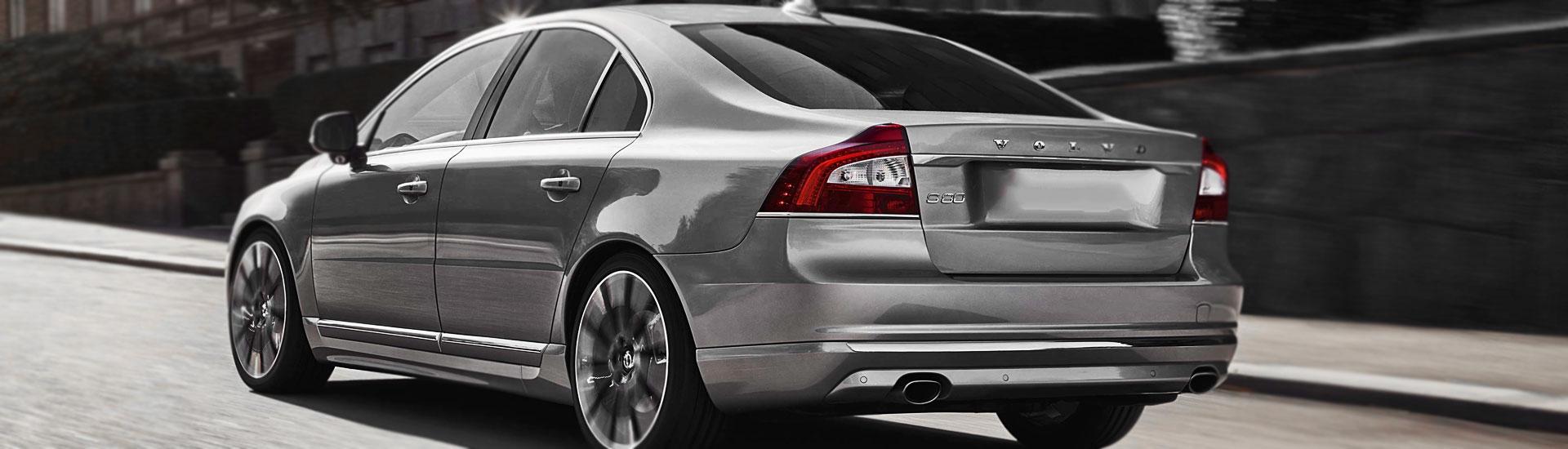 Volvo s80 window tint