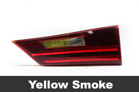 Yellow Tail Light Tint Film