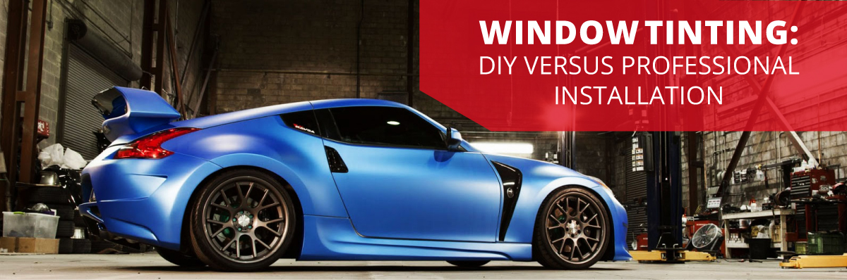 Diy vs professional window tint installation which option should as car modifications go window tinting is one of the most practical projects you can undertake not only will it improve the look of your ride solutioingenieria Gallery