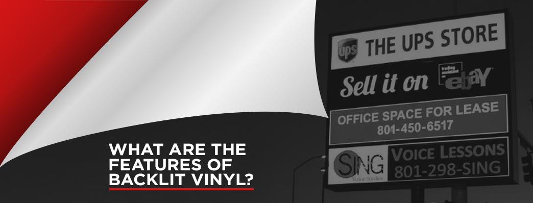 Translucent Backlit Sign Vinyl   Translucent Sign Vinyl   Rvinyl