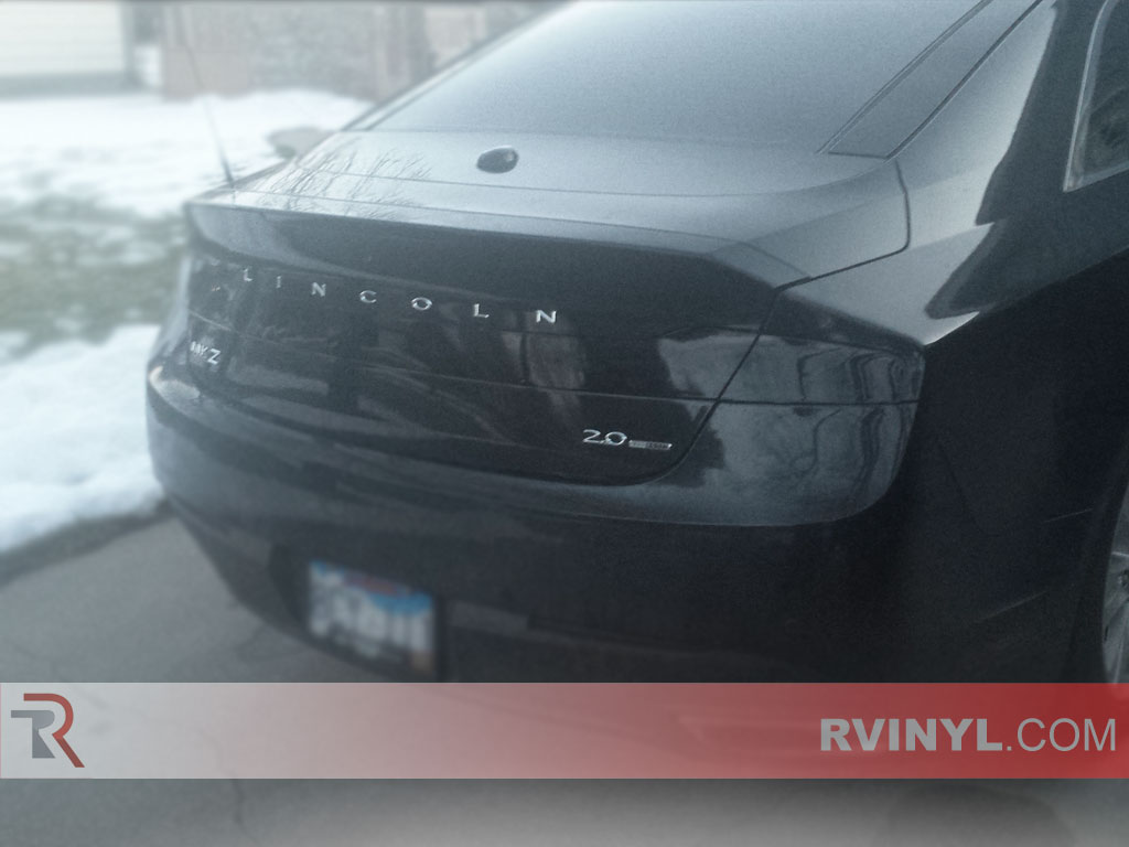 Lincoln MKZ Smoked Taillights