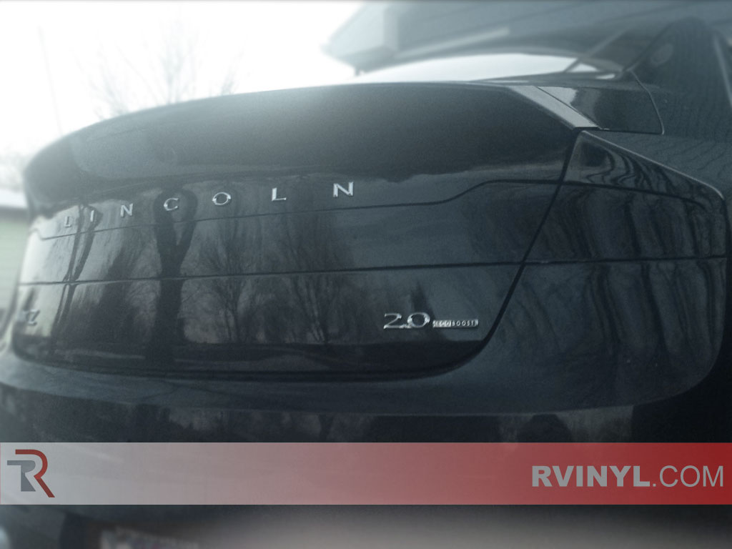 2013 Lincoln MKZ Black Outs