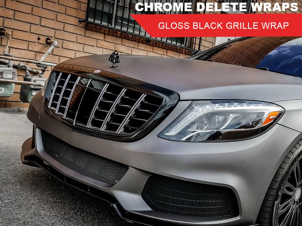 De Chrome Your Ride Diy Chrome Delete Wraps