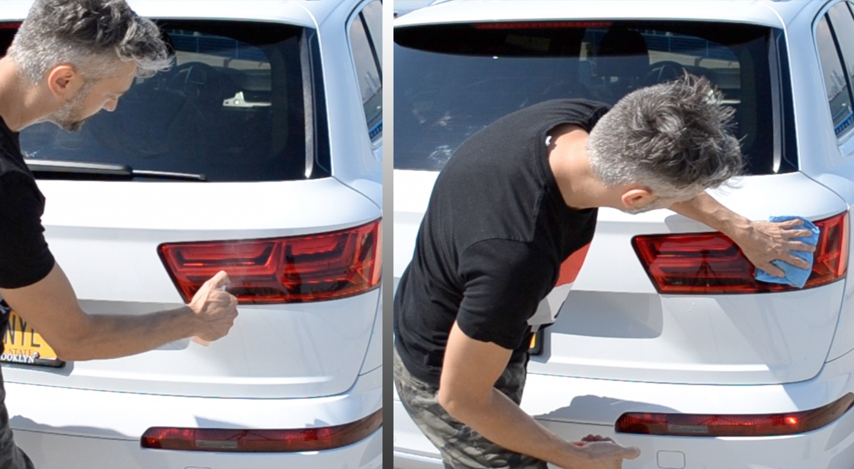 How to Install Precut Tail Light Covers