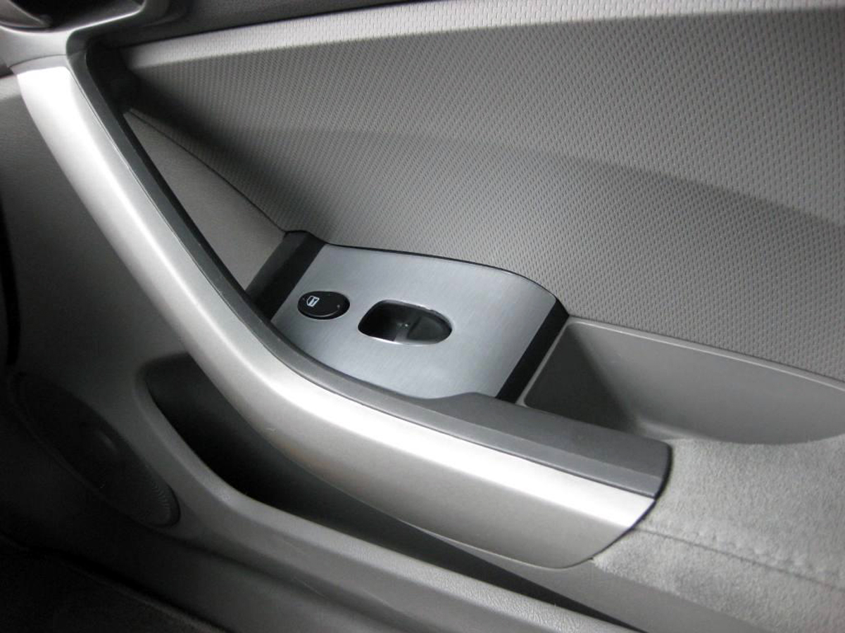 Rdash® Brushed Aluminum Honda Civic Dash Kits