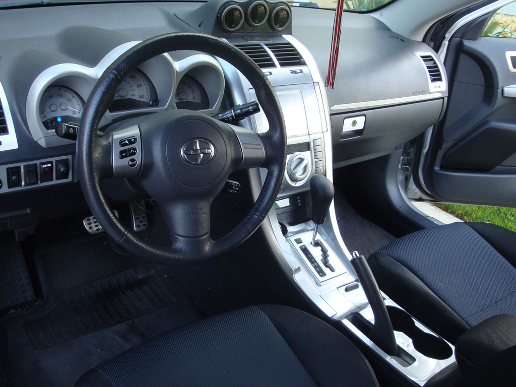 Rdash® Brushed Aluminum Scion tC Dash Kits