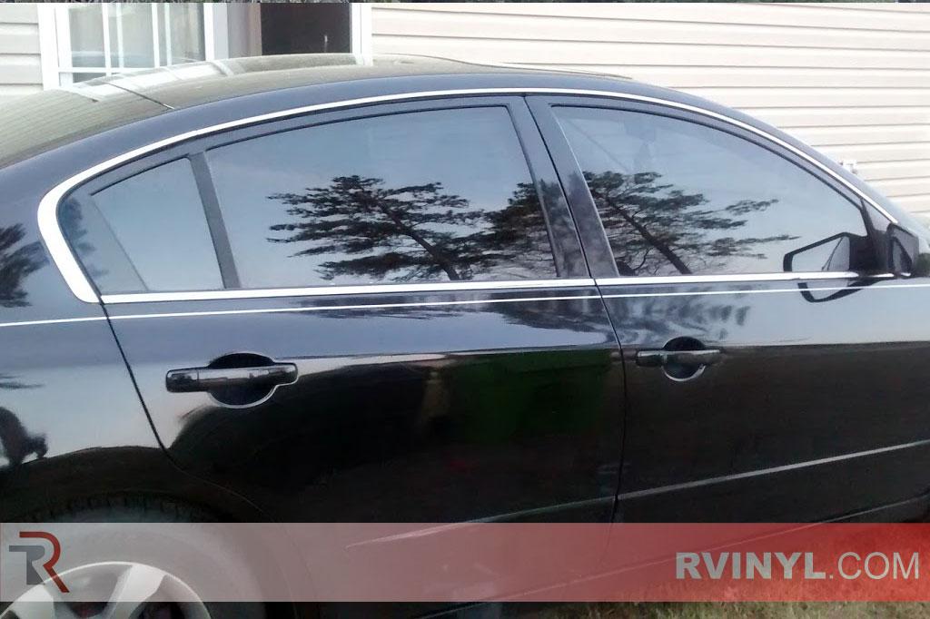 Window Tint - Nissan Altima