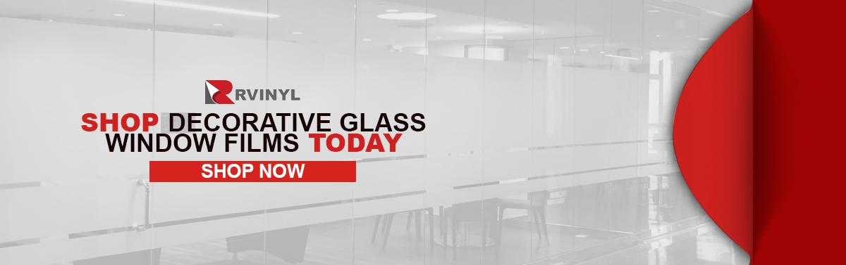 DIY Decorative Window Film Ideas | Decorative Glass Films