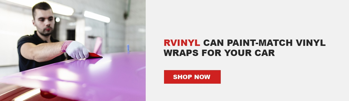 Rvinyl and Color Matching