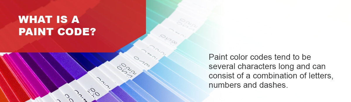 What Is a Paint Code