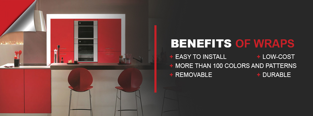 Benefits of Furniture Wraps