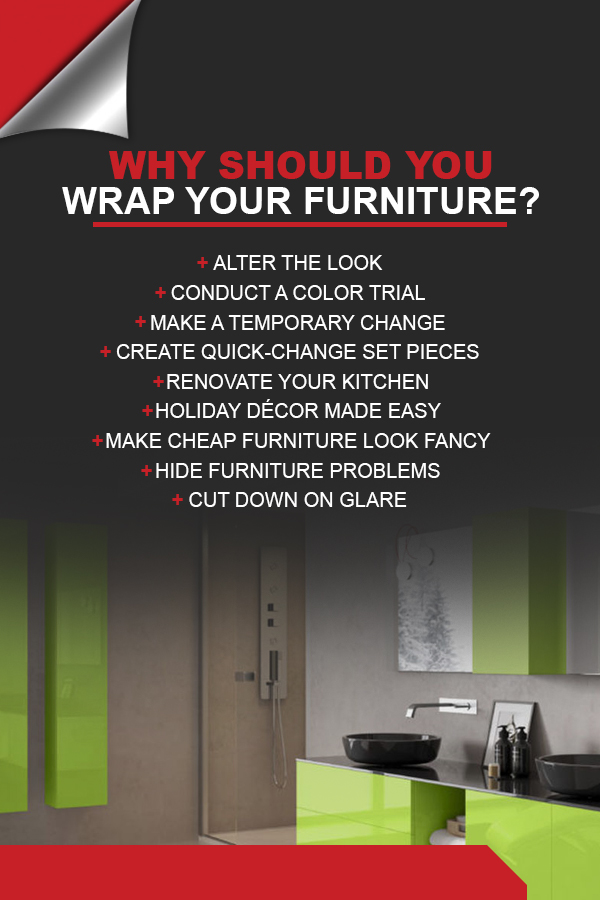 Why wrap Furniture?