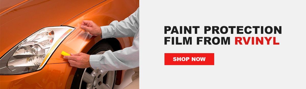 Paint Protection Film From Rvinyl