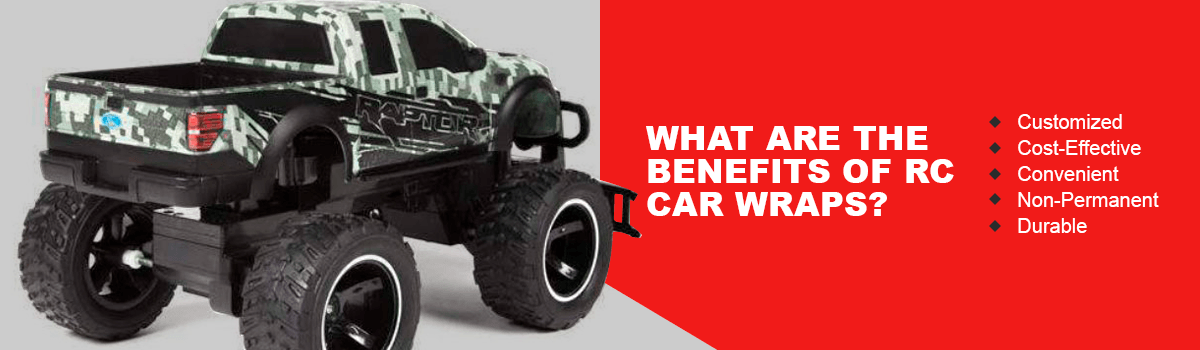 What Are the Benefits of RC Car Wraps?